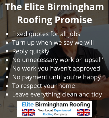 Elite Birmingham Roofing Promise