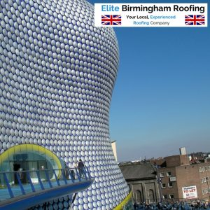 Commercial roofing Birmingham