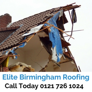 emergency roof repair Birmingham