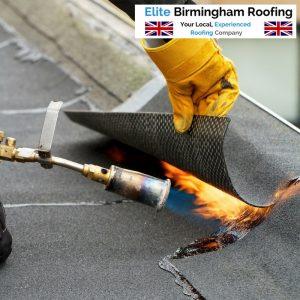 Flat roof repair Birmingham