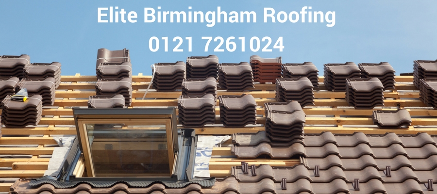 New roof installation Birmingham