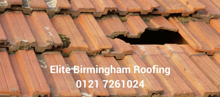 roof repair Birmingham