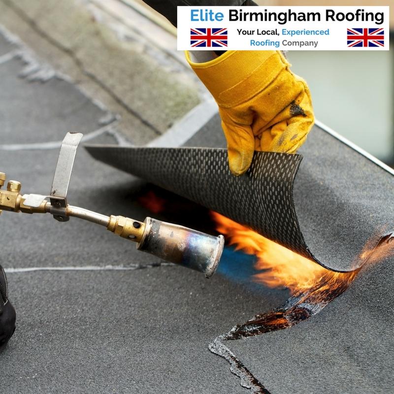 Selly Oak roofer