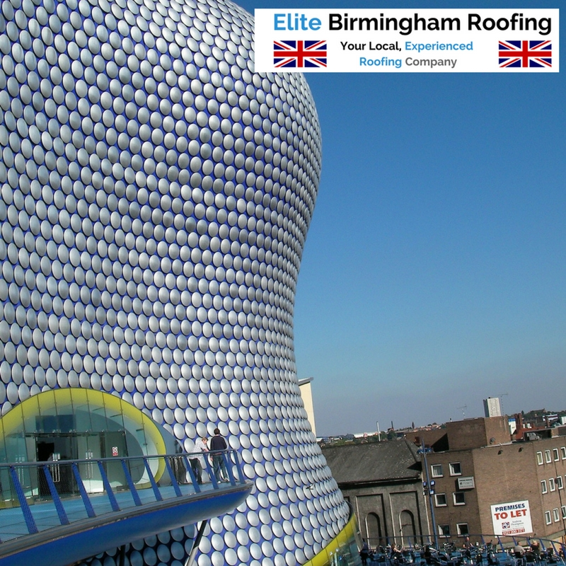 Selly Oak roofing company